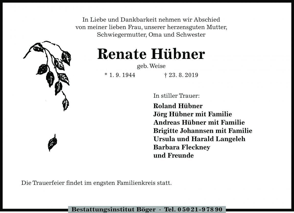 Renate Hübner